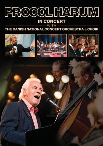 In Concert With Danish National Concert Orchestra [DVD] [Import] B0025X4P6U