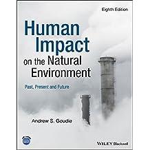 Human Impact on the Natural Environment