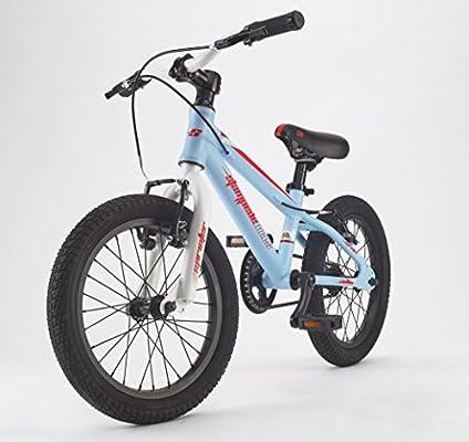 Stampede Bicicletas Sprinter Kids Bike, 16 Pulgadas, Unisex, Azul: Amazon.es: Deportes y aire libre
