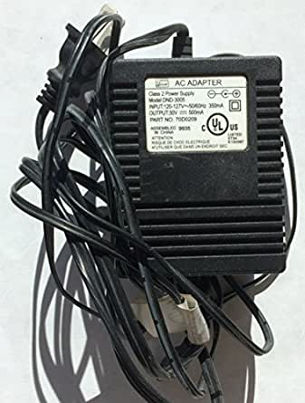 Genuine Skynet DND-3005-A 30V 500mA 60Hz AC Adapter Power Supply Charger Only