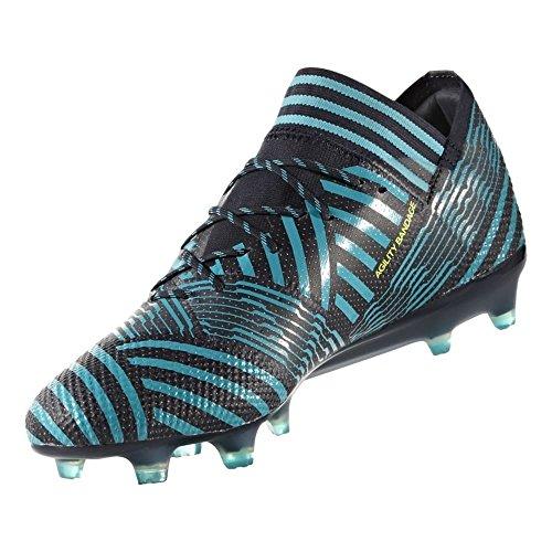 Adidas Nemeziz 17,1 Fg Klossen Mens Fotball 12 Legende Blekk-solar Gul-blå