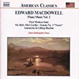 Macdowell: Piano Music, Vol. 2 (American Classics)
