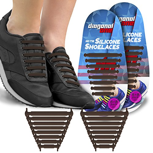 Shoelaces Adults Silicone Strings Sneakers product image