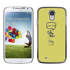 Dragon Case - FOR Samsung Galaxy S4 - to make someone strong - Caja protectora de pl??stico duro de la cubierta Dise?¡Ào Slim Fit