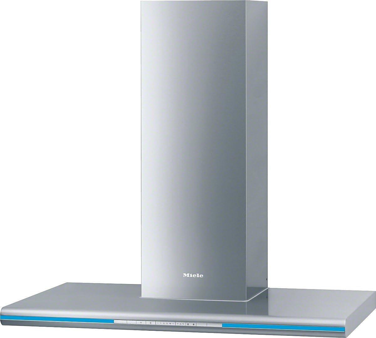 Miele DA 6296 W - Campana (640 m³/h, Canalizado/Recirculación, 490 m³/h, 51 dB, 64 dB, 71 dB): Amazon.es: Hogar