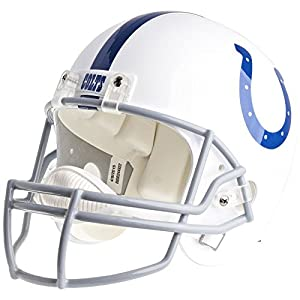 Indianapolis Colts Officially Licensed VSR4 Full Size Replica Football Helmet