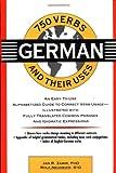 750 German Verbs and Their Uses, Jan R. Zamir and Rolf Neumeier, 0471540269