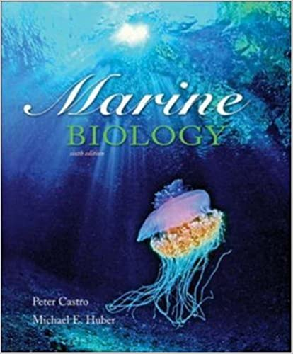 Marine Biology, 6th Edition: Peter Castro, Michael E. Huber ...