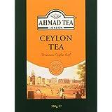 AHMAD TEA Ceylon Loose STD Black Tea, 500g