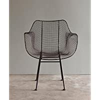 Biscayne Armchair - Brown