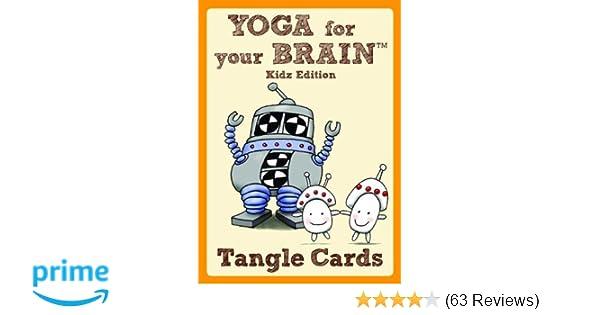 Yoga for Your Brain (TM) Kidz Edition: Tangle Cards (Design ...