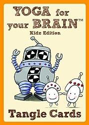 Yoga for Your Brain Kidz Edition: Tangle Cards (Design Originals)