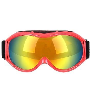 Road&Cool Gafas De Esquí Sol Máscara Antiniebla Equipo ...