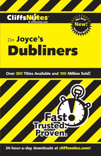 CliffsNotes on Joyce's Dubliners (CLIFFSNOTES