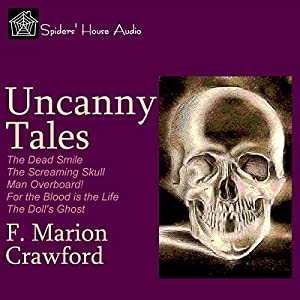 Uncanny Tales Audiobook