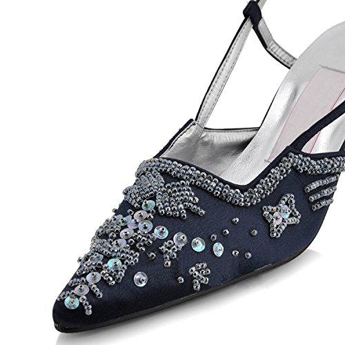 Mariage Fashion Chaussures Femme Tendance De Kevin Noir AtwpZqp
