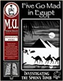 Five Go Mad in Egypt, Alexander Leithes, 1568823134