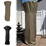 Sunnydaze Patio Heater Cover, 94 Inch Tall, Color Options May Be Available