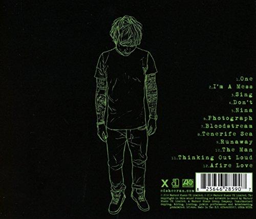 ed sheeran x download album mp3