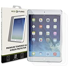 iPad Air (iPad 5) Premium Tempered Glass Screen Protector – 2 x Real Glass Screen Protectors with Oleophobic Coating Compatible with Apple iPad Air – Anti Fingerprint and Anti Scratch – Perfect Clarity and Touchscreen Functionality (2 pack)