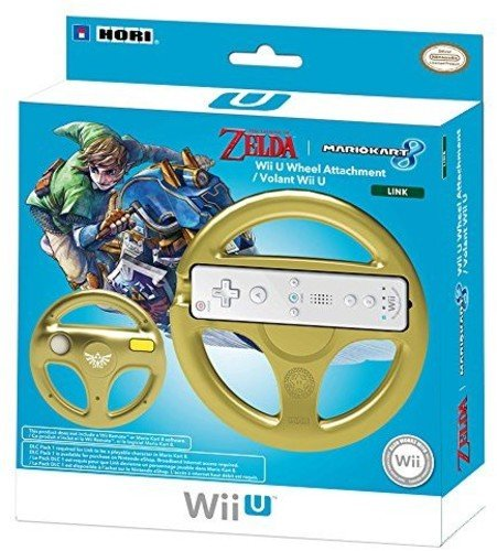 cing Wheel Link for Nintendo Wii U and Wii ()