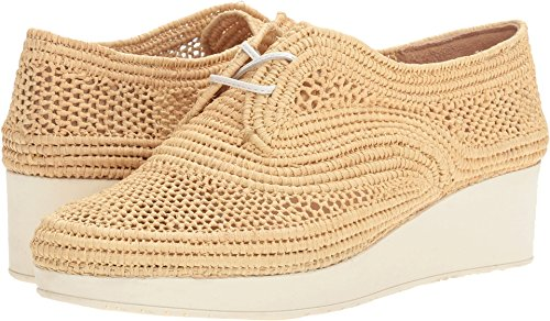 Robert Clergerie Women's Vicolem Natural Rafia 41.5 M EU