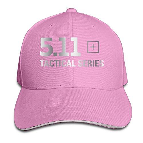 5.11 Tactical Logo Baseball Cap Sandwich Pink ()
