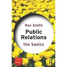 Public Relations: The Basics
