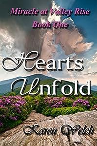Hearts Unfold by Karen Welch ebook deal