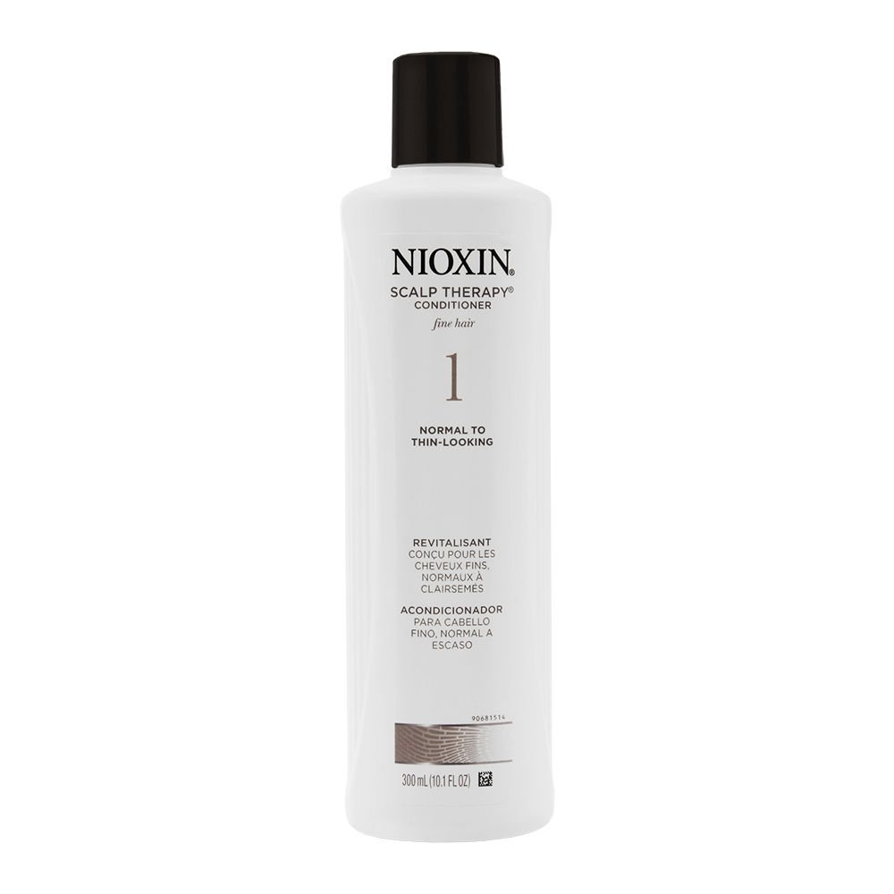 Amazon Com Nioxin Cleanser System 1 Fine Hair Normal To