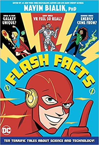 Flash Facts by Mayim Bialik