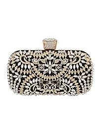 SUNSPOT Evening Clutch Bags Purse Handbag for Women Wedding Prom Party