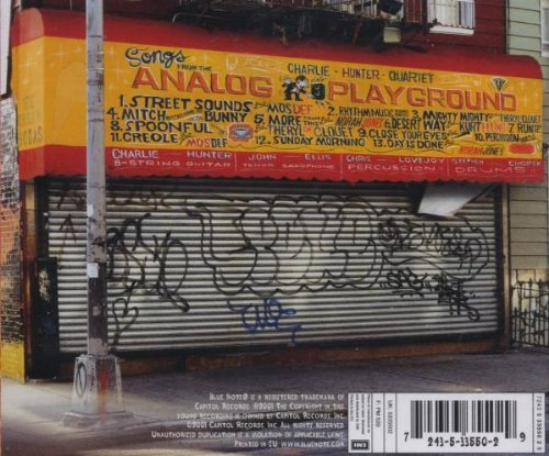 Songs from the Analog Playground by Blue Note Records
