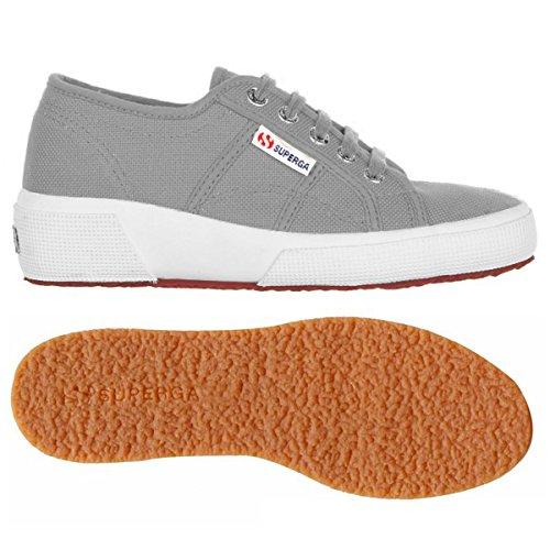 Superga 2905 Cotw Linea Ud - Zapatillas de deporte de lona para mujer Grey Sage