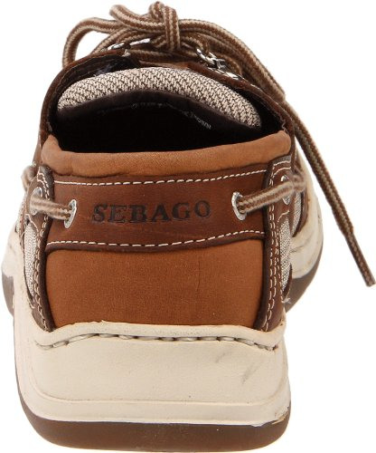 Sebago Clovehitch Ii Mens Dark Taupe/Dark Brown VmZbra