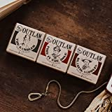 """Outlaw """"The Outlaw's Life"""" Western Cologne Gift"""