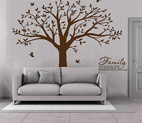 family decals brown - 1