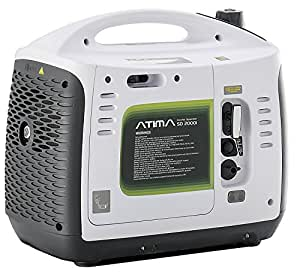 Atima generador inverter 2000w port til silencioso for Generador inverter 2000w