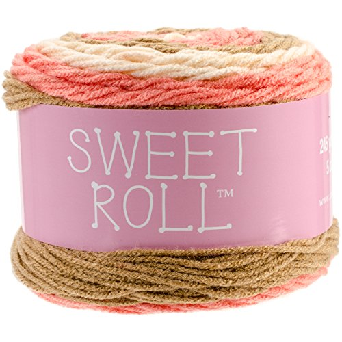 Premier Yarns 1047-15 Sweet Roll Yarn-Cheesecake (Sweet Cheesecake)