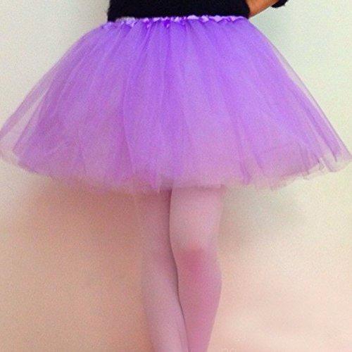 Danse De Tutu Femmes Ballet Molly Jupes Violet Vrac Tulle wzUq0SY