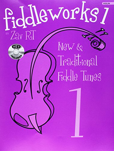 (HVFW01 - Fiddleworks 1 Violin New & Traditional Fiddle Tunes)