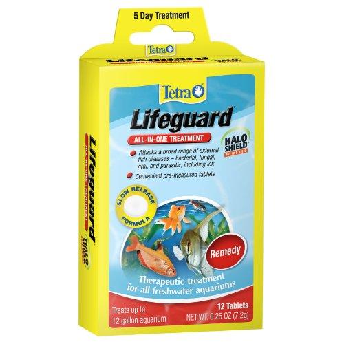 Tetra 77325 Tetra Lifeguard Tablets  12 Count