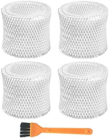 4 Pack Replacement Honeywell HCM 350B Humidifier Filter Compatible Honeywell WF2 Air Filter
