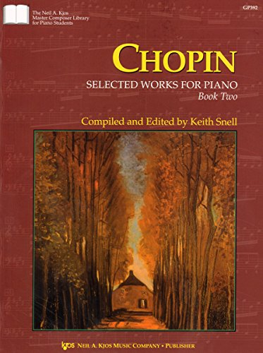 GP392 - Chopin - Selected Works for Piano - Book 2