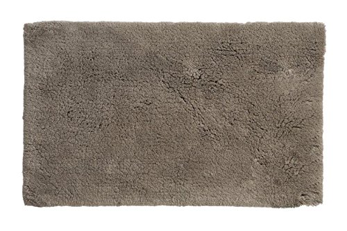 Grund Organic Cotton Grund: 100% Organic Cotton Namo Bath Mat Series 17-Inch by 24-Inch Taupe
