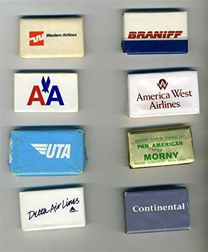 8-airlines-soap-bars-aa-delta-nwo-western-co-braniff-pan-am-uta-america-west