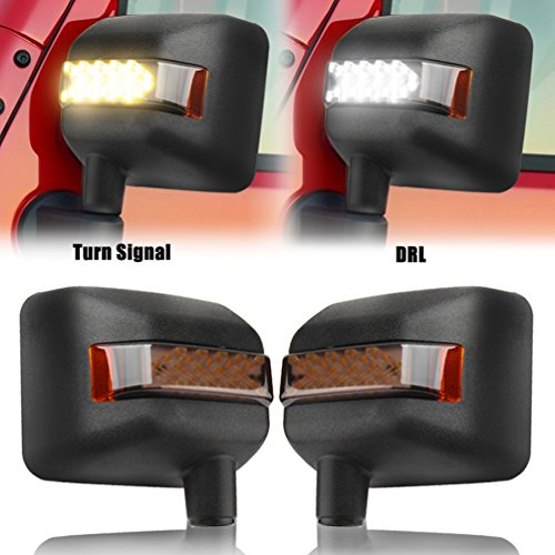 Side View Mirror Led Lights - 4