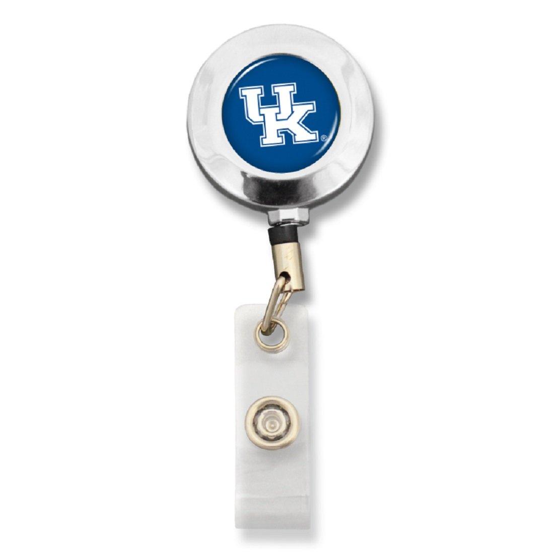 FTH Kentucky Wildcats Badge Clip Reel