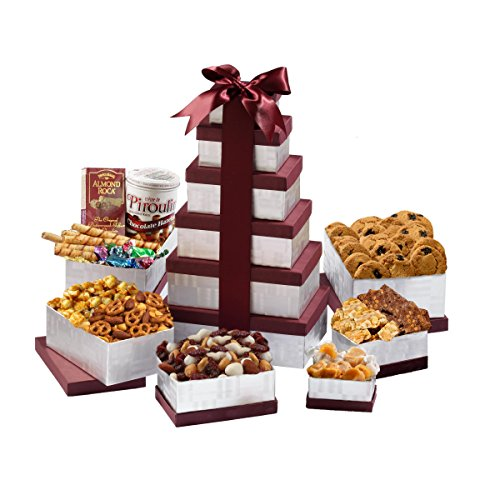 Broadway Basketeers Happy Birthday Celebration Happy Birthday Wishes Gift Tower. by Broadway Basketeers