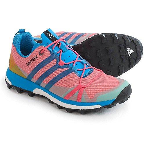 入口移植完了(アディダス) adidas レディース ハイキング?登山 シューズ?靴 outdoor Terrex Agravic Trail Running Shoes [並行輸入品]